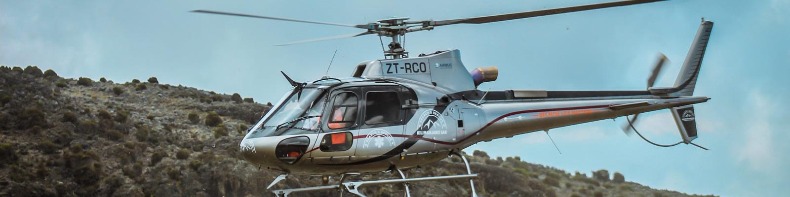 Mount Kilimanjaro Helicopter Scenic Day tour